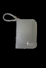 Klutch Travel Folder-Silver