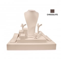 CHOCOLATE 2 FOOT COMBINATION SET