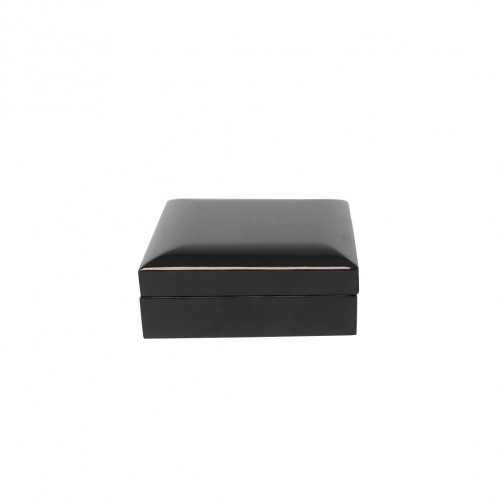 BLACK PIANO EARRING BOX