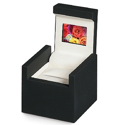"LCD Video Ring Box With 2"" High-Definition Screen"