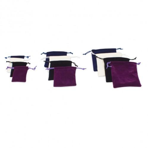 Square Velvet Bag