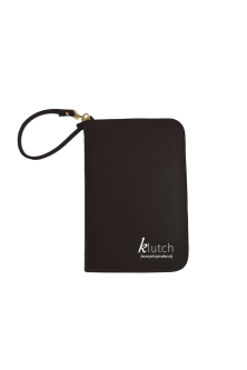 Klutch Travel Folder-Black