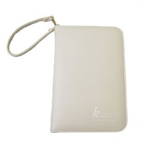 Klutch Travel Folder-Pearl