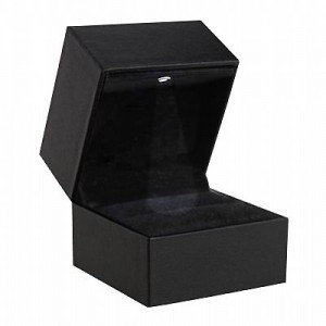 Quilted LED Light Ring Box