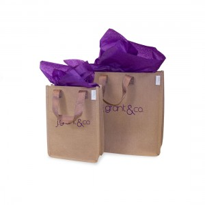 Nylon Kraft Bag