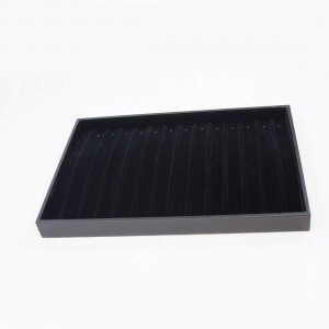 PU/VELVET DISPLAY TRAY
