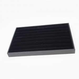 PU/ BLACK RING TRAY
