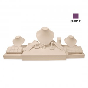 PURPLE 3 Foot Case Combination Set