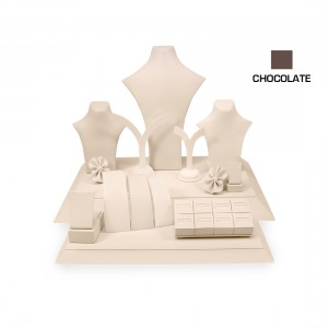 CHOCOLATE WING NECK VALUE SET
