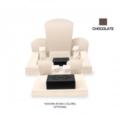 CHOCOLATE EURO NECK VALUE SET