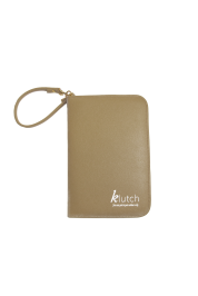Klutch Travel Folder-Gold
