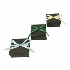Pre-Tied Ribbon Earring Box