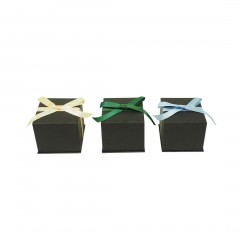 Pre-Tied Ribbon Ring Box
