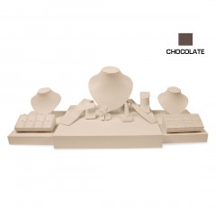 CHOCOLATE 3 Foot Case Combination Set