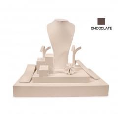 CHOCOLATE 2 FOOT COMBINATION SET